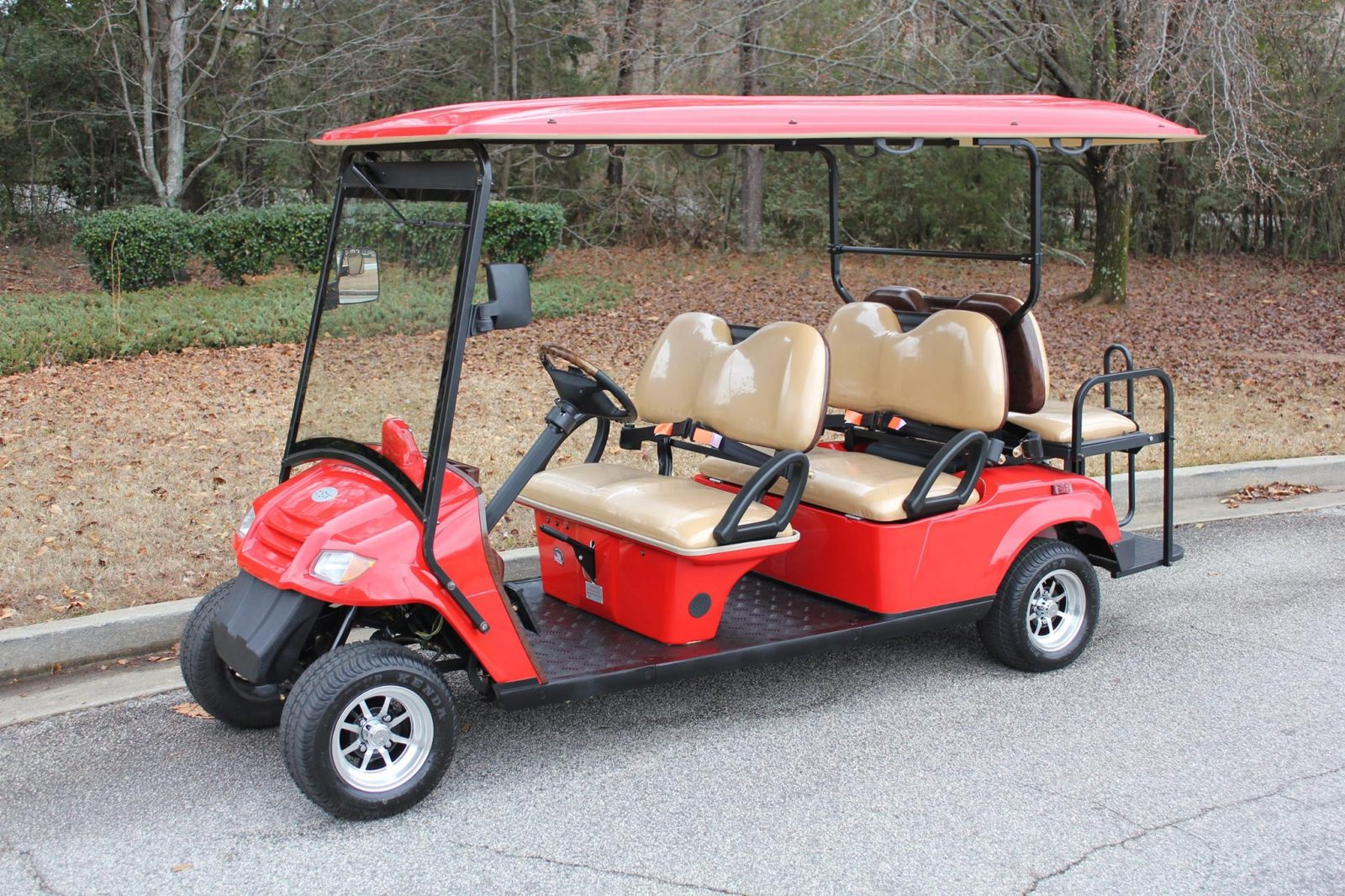 Golf Caddy Car Batteries