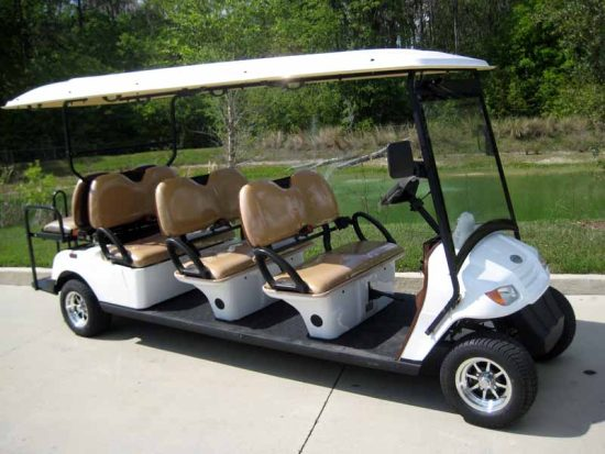 lsv white golf cart 001 0130356675108410000