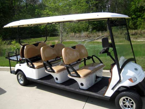 lsv white golf cart 004 0130356675110260000