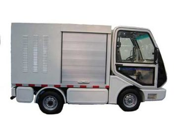 Commercial Electrical Vehicles