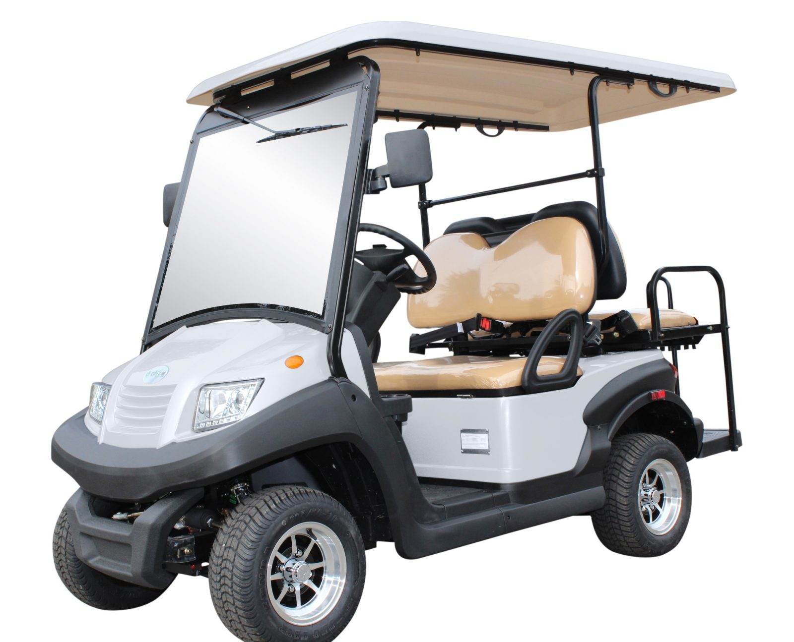 Bintelli 4pr Sport Street Legal Golf Cart