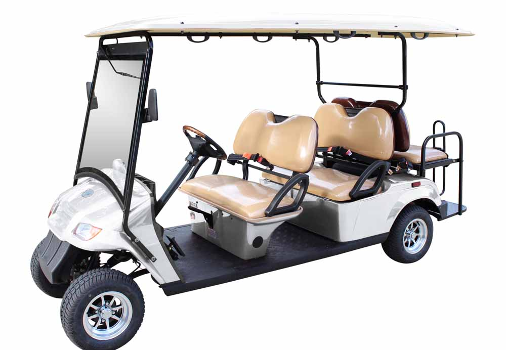 Bintelli 6pr Street Legal Golf Cart