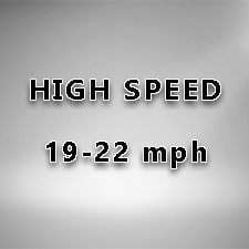 Factory Upgraded Speed (19-22mph depending on lift) - $120