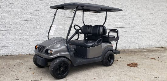 Titanium Golf Cart 1
